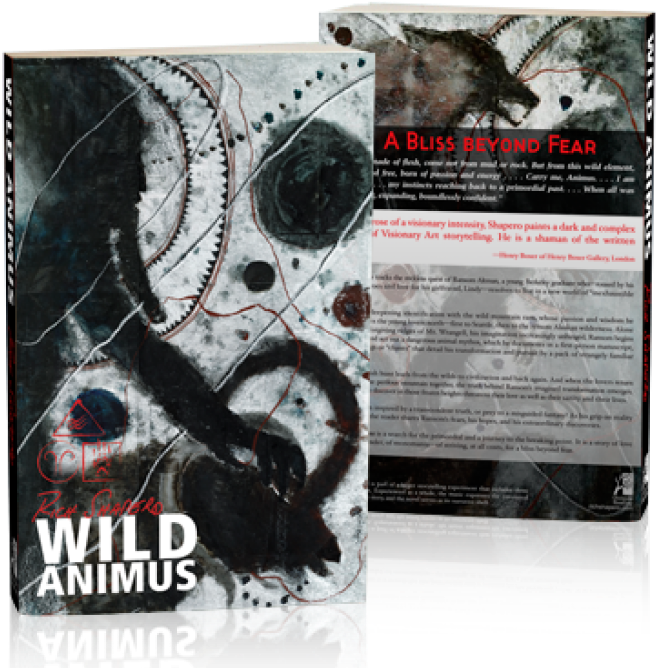 Wild animus book