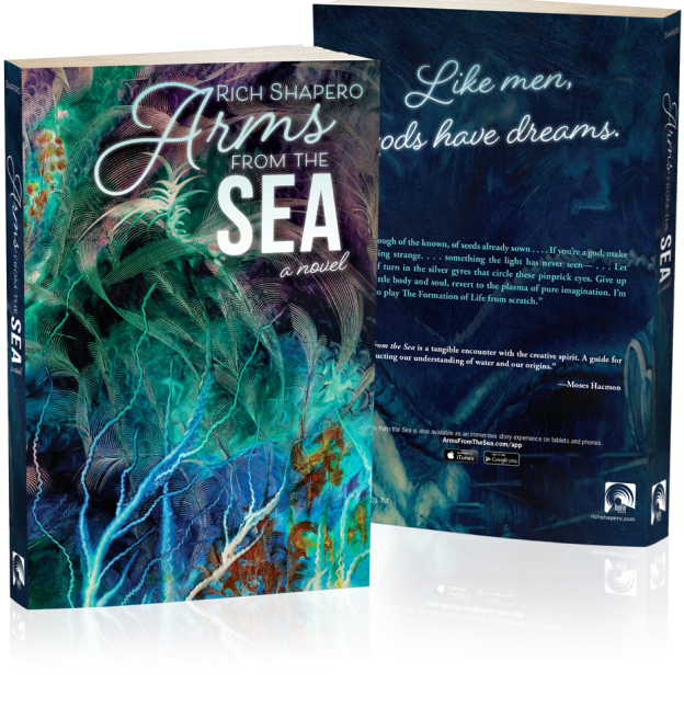 Arms from the Sea book