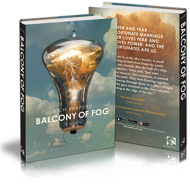 RBalcony of Fog book