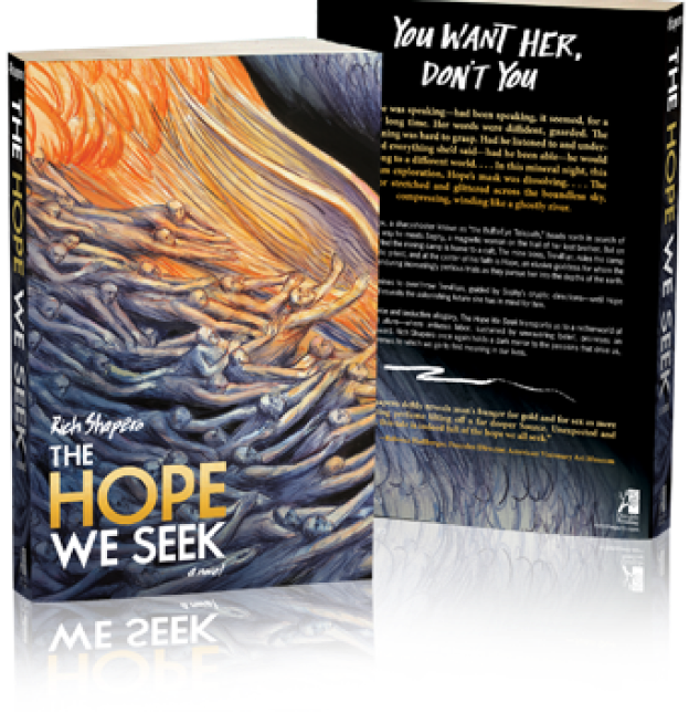 The Hope We Seek book