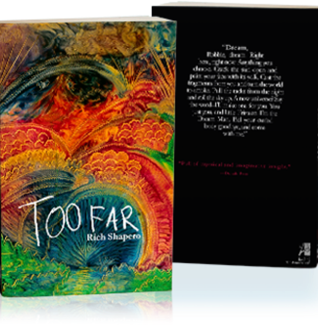 Too Far book
